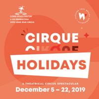 Cirque Holidays in Dallas