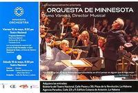 Special concert of the Symphony Orchestra of Minnesota in Cuba