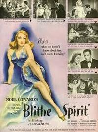 Blithe Spirit in Oklahoma