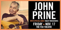 John Prine with Kacey Musgraves in Atlanta