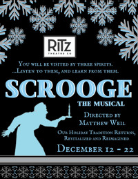 Scrooge: The Musical in New Jersey