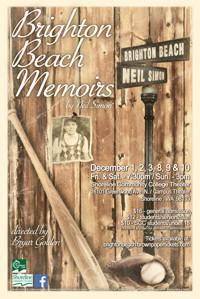 Brighton Beach Memoirs in Seattle