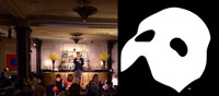 Broadway At The Pierre Cabaret: PHANTOM in Off-Off-Broadway