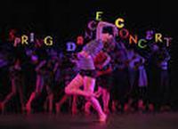 Spring Dance Concert in Broadway