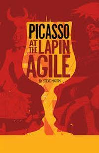 Picasso at the Lapin Agile in Broadway