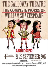 THE COMPLETE WORKS OF WILLIAM SHAKESPEARE (ABRIDGED) in South Africa