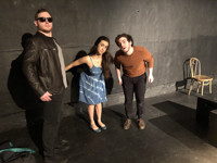 Birds of a Feather in Off-Off-Broadway