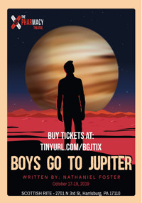 Boys Go To Jupiter in Central Pennsylvania