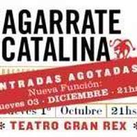 Catalina Agarrate in Argentina
