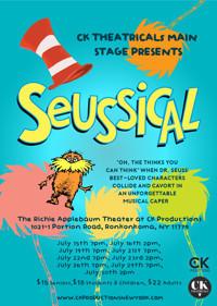 Seussical (A Dr. Seuss Musical) in Long Island