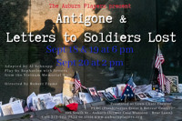 Antigone and Letters to Soldiers Lost in Central New York