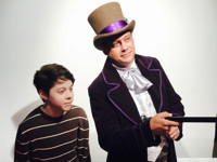 Willy Wonka and The Chocolate Factory in Broadway