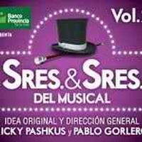 Messrs. & Mr. Musical in Argentina