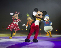 THE WONDERFUL WORLD OF DISNEY ON ICE! in South Africa
