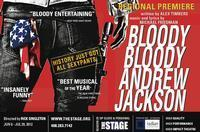 Bloody Bloody Andrew Jackson in San Francisco
