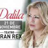 Dalila in Argentina