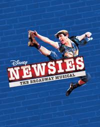 Disney's Newsies in Broadway