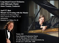 Mozart: An Evening with the Master in Off-Off-Broadway