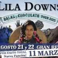 Lila Downs in Argentina