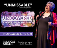 UNCOVERED: Joni Mitchell & Carole King in Phoenix