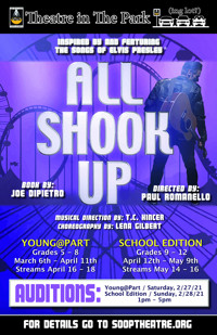 All Shook Up School Edition in Rockland / Westchester