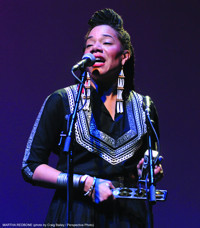 Martha Redbone Bonehill: The Concert in Los Angeles
