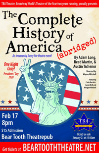 Comlete History Of America 9abriged) in Anchorage