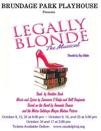 Legally Blonde: The Musical in New Jersey