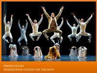 Les Ballets de Monte-Carlo in Broadway