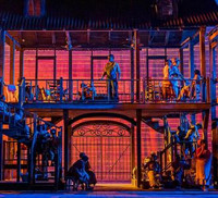 MET OPERA - LIVE IN HD - THE GERSHWINS' PORGY AND BESS in Long Island