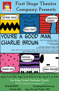 You're A Good Man, Charlie Brown in West Virginia