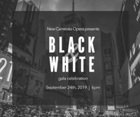 New Camerata Opera's 4th Annual Black & White Gala in Off-Off-Broadway