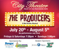 The Producers in Maine