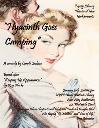 Hyacinth Goes Camping! in Off-Off-Broadway