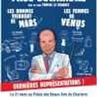 Les hommes viennent de Mars, les femmes de Vénus in Belgium
