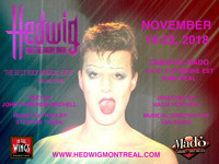 Hedwig and the Angry Inch in Montreal