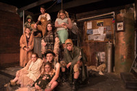 Urinetown, The Musical in Broadway