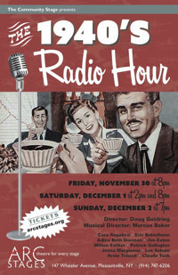 The 1940's Radio Hour in Rockland / Westchester