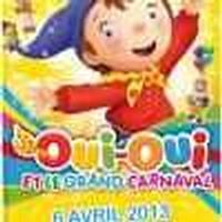 Noddy and the great Carnival in Belgium