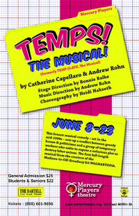 Temps! The Musical! in Madison