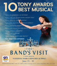 The Band's Visit in Broadway
