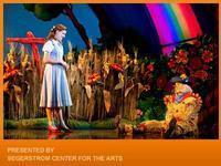 The Wizard of Oz in Costa Mesa
