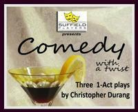 Comedy with a Twist: Three One-Acts by Christopher Durang in Connecticut