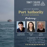 Port Authority Virtual Performance in San Diego Logo