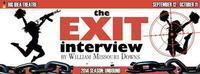 The Exit Interview in Sacramento