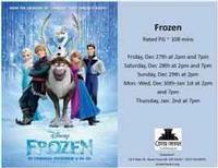 Frozen in Broadway