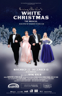 Irving Berlin's White Christmas in Central Virginia