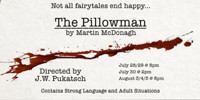 The Pillowman in Broadway