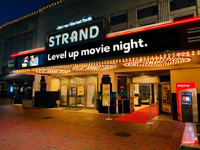 Family Movie Night at The Strand in Atlanta