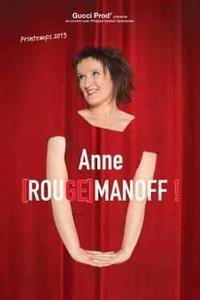 Anne Roumanoff in Belgium